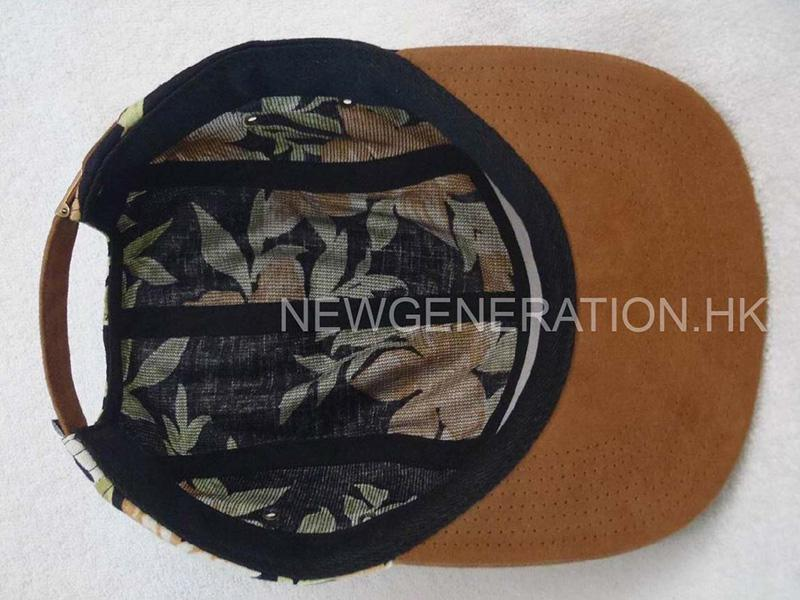 6Custom Cap Manufactured With Detailed Embroidery