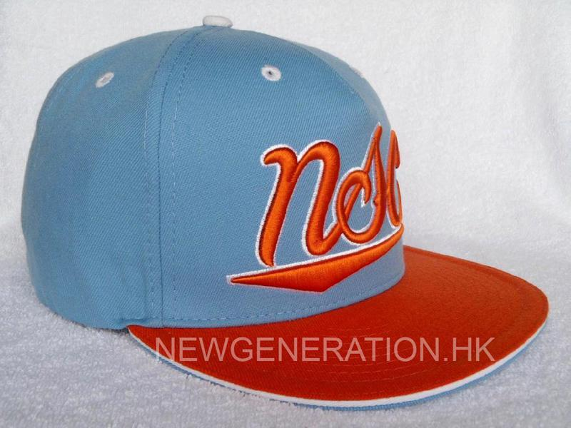 Wool Snapback Cap With 3D Embroidery Cap