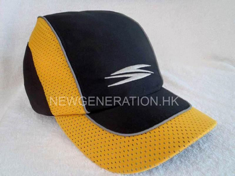Sport Hat With Flat Embroidery1