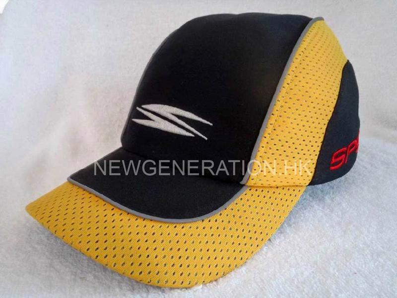 Sport Hat With Flat Embroidery2