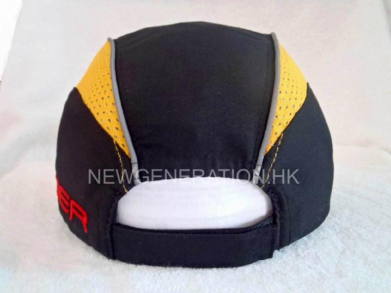 Sport Hat With Flat Embroidery4