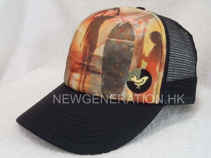 Sublimated Foam Trucker Cap