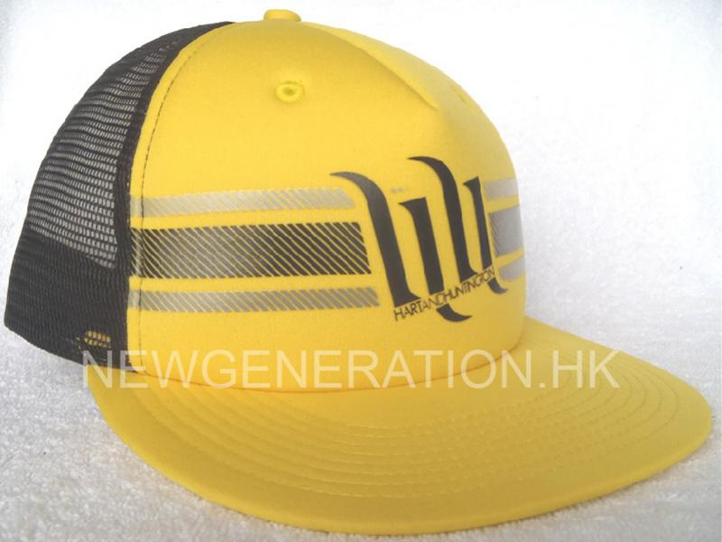 Hart & Huntington Trucker Cap With Foam Front