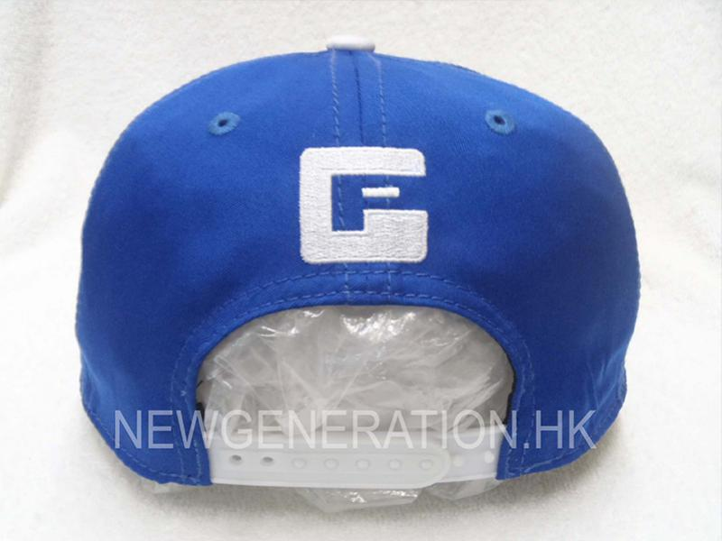 Polyester Twill Snapback Cap With 3d And Flat Embroidery4