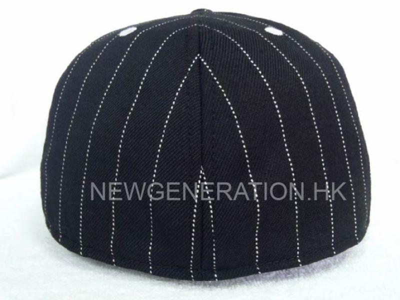 Premium Fitted Cap With 3d Emb.and Printed Lining5