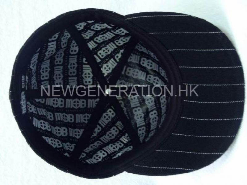 Premium Fitted Cap With 3d Emb.and Printed Lining6